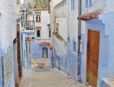 Chaouen con la agencia Viajar En Marruecos