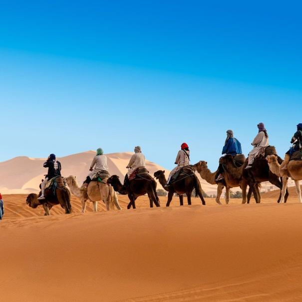 Itinerario de 9 dias en Marruecos de Tánger a Marrkech