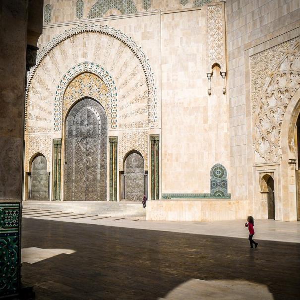 Tour de 6 días en Marruecos