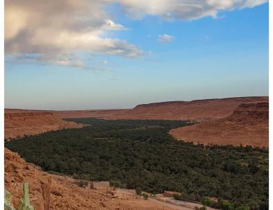 Ziz valley with our 4 days tour from the cultural fes to the red city Marrakech