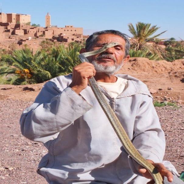 7 days desert tour from Agadir to the Sahara desert of Merzouga