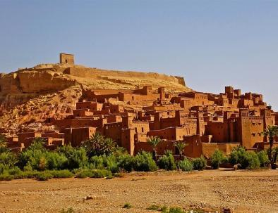 Morocco itinerary 5 days to the sahara desert of Merzouga