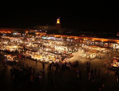 Morocco tour itinerary, 5 days from marrakech to Merzouga desert